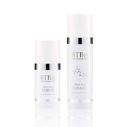 BTB13 Pro-Age Starter Set 1 - Vitamiinivoide 1 30ml & Seerumi 15ml