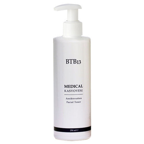 BTB13 Medical Kasvovesi 250ml