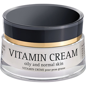SkinIdent Vitamin Cream for Oily and Normal Skin 30ml
