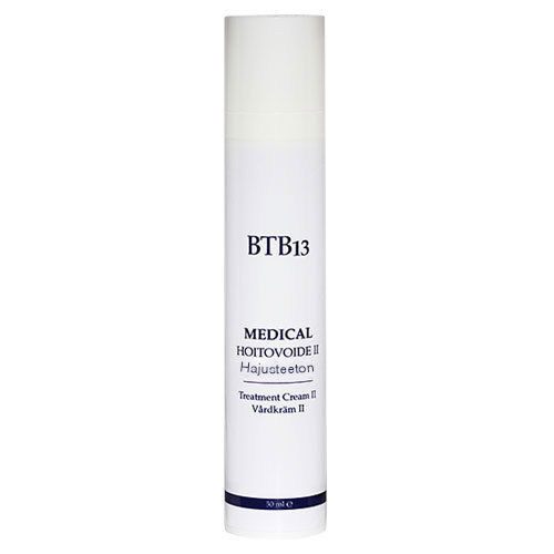 BTB13 Medical Hoitovoide II 50ml - Hajusteeton