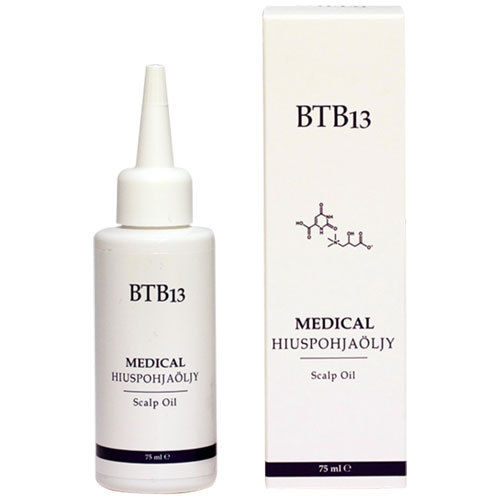 BTB13 Medical Hiuspohjaöljy 75ml