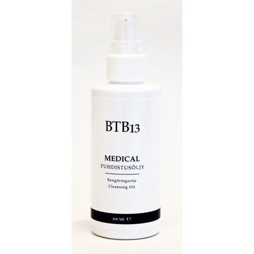 BTB13 Medical Puhdistusöljy 100ml
