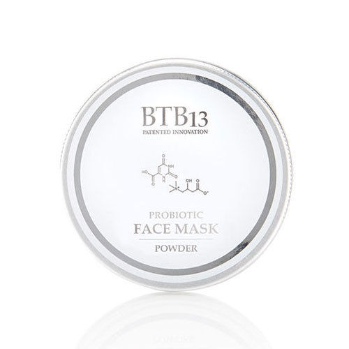BTB13 Face Mask Powder - Probioottinen Kasvonaamiojauhe 50ml