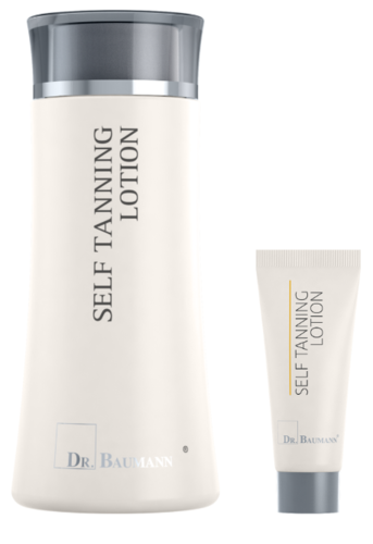 Dr.Baumann Self Tanning Lotion - Itseruskettava emulsio
