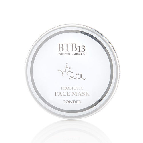 BTB13 Probiotic Clay Mask Powder -probioottinen kasvonaamio